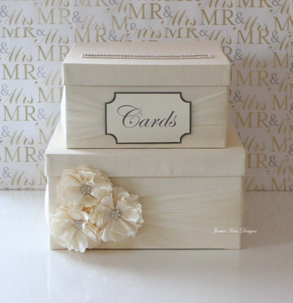 Wedding Gift Boxes Pinterest : Wedding Card Box, Money Box, Custom Card BoxCustom Made to Order