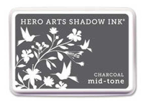 Hero Arts - Charcoal Shadow Ink