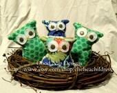 Bean Bag Owlet Toss