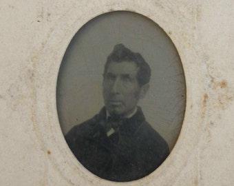 Tin Type photo