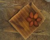 Almond Oatmeal Cinnamon Soap