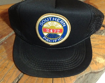 Southern Pacific lines 2472 railroad hat