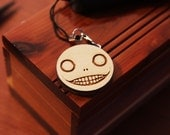 Emil Wooden Cell Phone Charm
