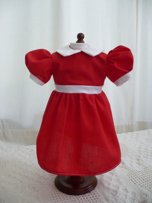 Little Orphan Annie Dress By Rufflesonthebottom
