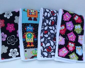 Cloth Diaper Burp Rag- Custom