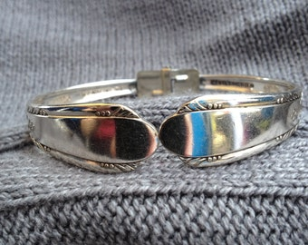 Happiness 1940 Silverware Bracelet