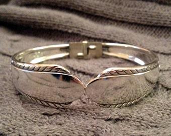Pendant 1941 Silverware Bracelet