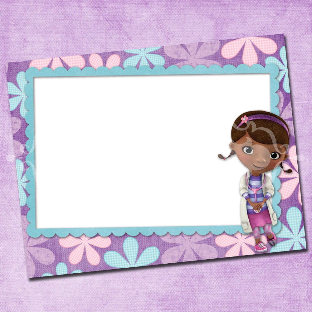 This is a graphic of Unusual Doc Mcstuffins Background