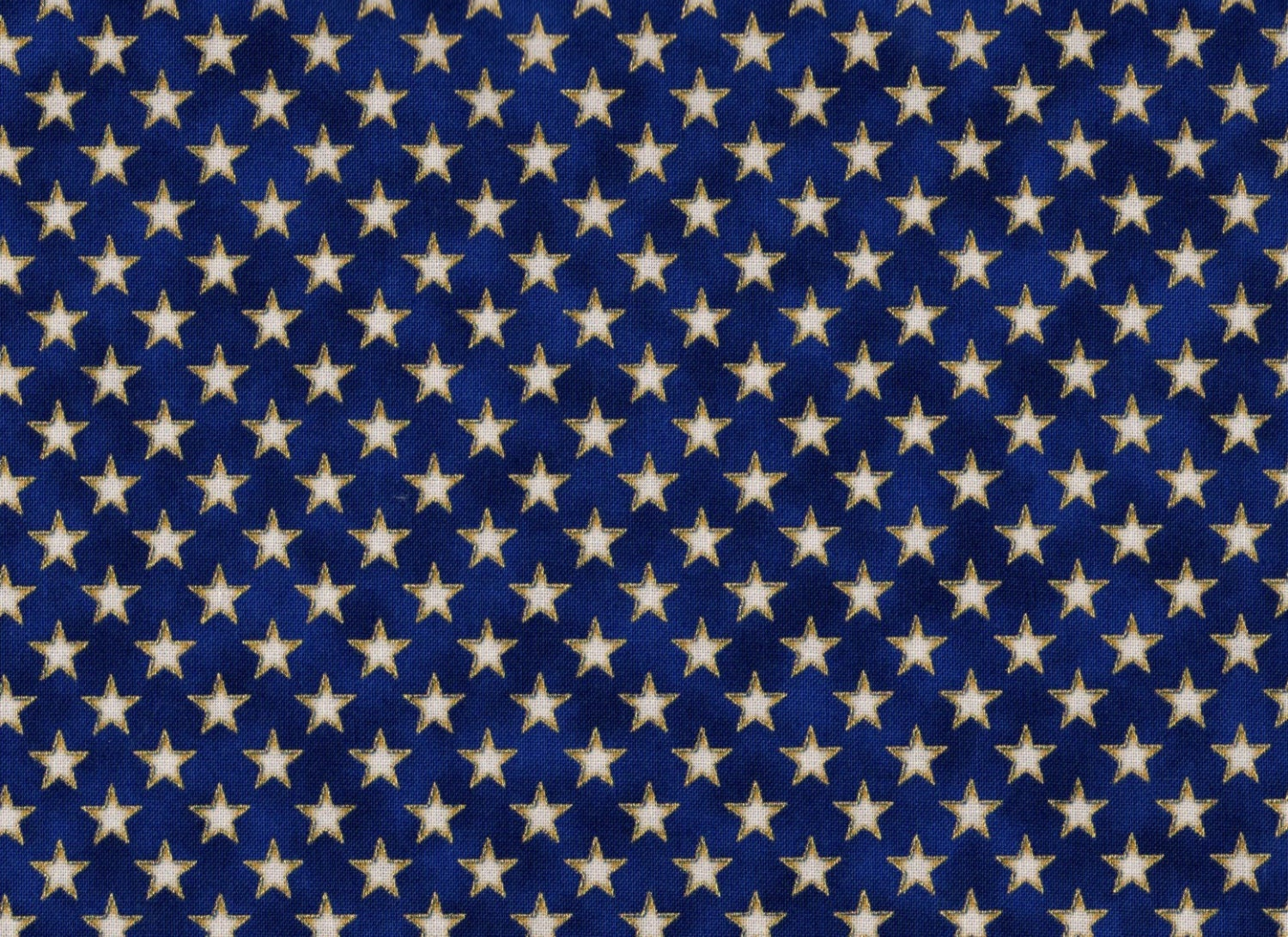 Gold star fabric navy blue star fabric star fabric blue and for Star design fabric