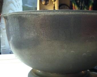 Del Mar 1981 Silver Colored Bowl