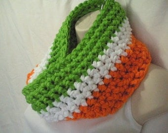St Patricks Day Cowl Infinity Circle Scarf Neckwarmer