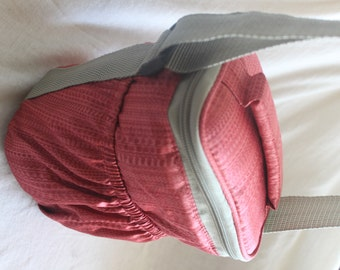 SALE!! - DSLR  Camera Bag - Handcrafted in Peru - Rojo by Lu100