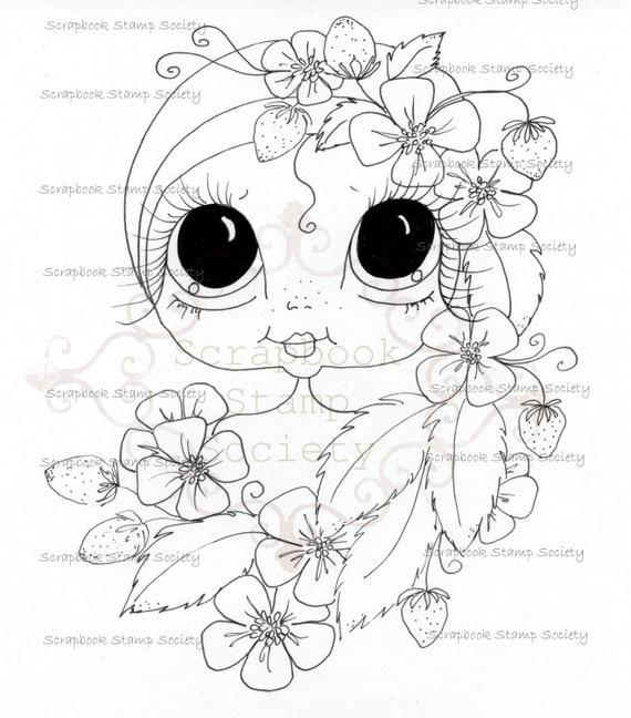 DESCARGA instantánea Digital Digi sellos ojo grande cabezona muñecas Digi mi jardín Besties Besties IMG733 por Sherri Baldy