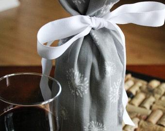 Reversible Wine Bottle Bag