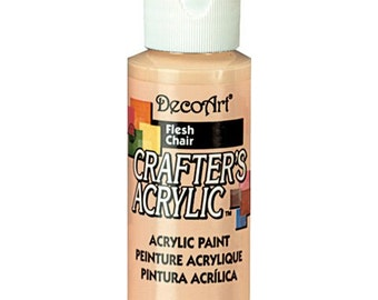 Flesh Acrylic Paint (2oz)
