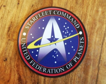 Star Trek Federation Coaster