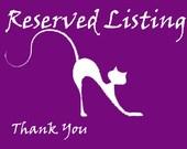 Reserved listing - 1 Evil Eye Bracelet