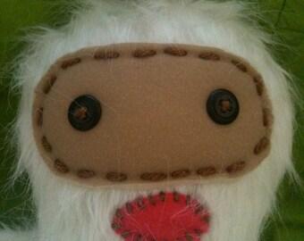 Bigfoot/Yeti Doll