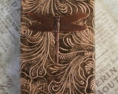 Dragonfly iPhone 4 Case -COPPER WINGS- dragonfly iPhone case for 4s/4g with rustic wood pattern