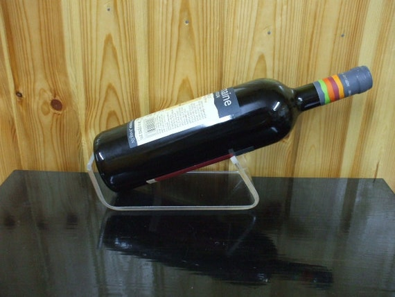Single Wine Bottle Holder Stand Display