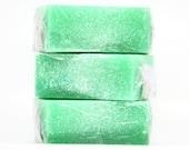 Glycerin Soap, Lime, Mandarin & Basil Organic Soap SLS and SLES free Natural Soap