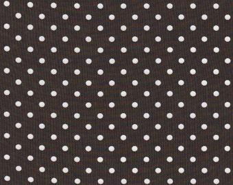 CLOUD 9 Fabrics - Nursery Basics - Speckle in Earth - (1 Yard)