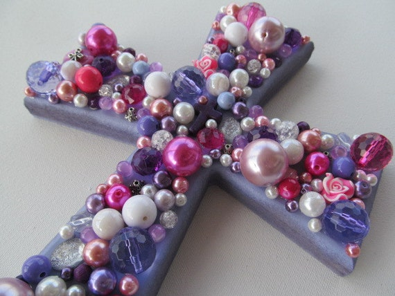 https://www.etsy.com/listing/101767181/lavender-purple-pink-cross-wall-hanging