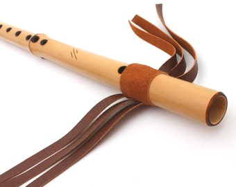 Native American Flute - Made Via Traditional Methods - Choice Bamboo