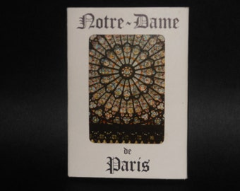Package of older postcards from Paris