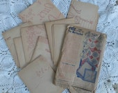 Vintage Embroidery Transfer Pack