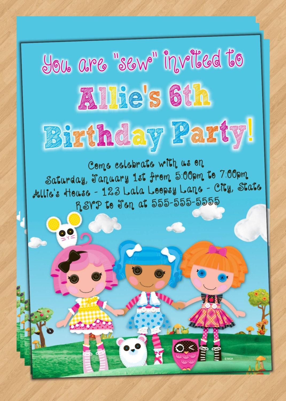 Free Photo Birthday Invitations for perfect invitation sample