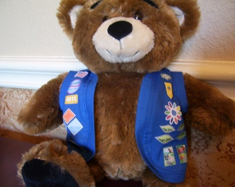 Build A Bear - Daisy Girl Scout Vest