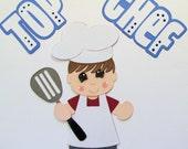 Custom Order for Karen Top Chef