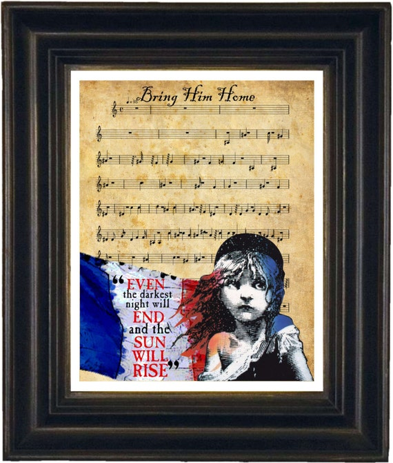 an analysis of les miserables bring him home essay Les miserables (1998)/a film review and analysis david ansen goes on to speculate that the film may be more thrilling to viewers who are encountering the story for the first time.