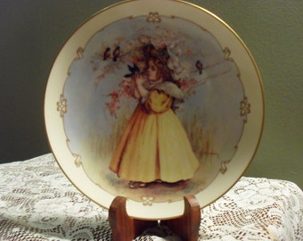 The little Captive Collector Plate by The Hamilton Collection