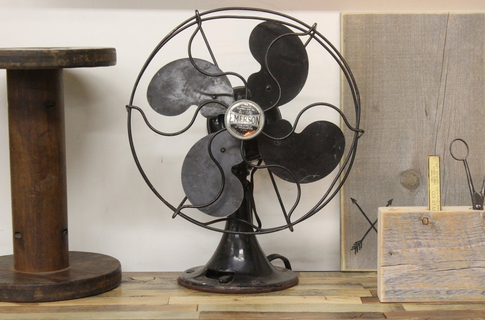 Emerson Desk Fan : Unavailable listing on etsy