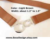Belt, Waist Belt,  Women Belt, Stretch Belt, Elastic Belt