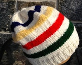 I Wear a Toque Canada Hat, Knit PDF Pattern by Double Diamond Knits       permission to sell finished hats