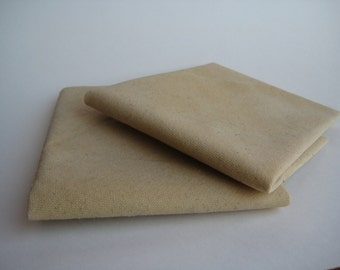 reusable waxed canvas sandwich / food wraps
