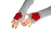 Handmade gloves, Crochet Gloves,  Gift İdeas, For Her Gifts, Gloves, Accesories, winter accessories, Wool Gloves, Winter gifts, Mittens