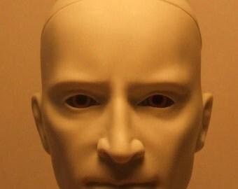 Alec resin bjd head