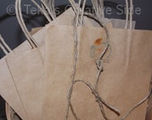 Brown Paper Packages Tied Up With String ADD ON