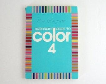 Designer's Guide to Color 4 - Illustrated Book - Color Combinations - Ikuyoshi Shibukawa - Home Decor Book - Interior Design Color Palettes