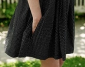 Pocket Pattern PDF for adding In-Seam Pockets to Skirts and Dresses
