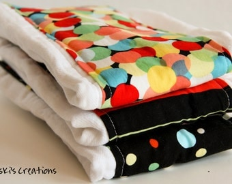 Burp Cloths, Set of 3