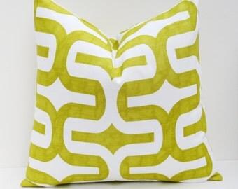 Green Pillow cover - Pillows - Decorative pillow - Throw Pillow covers - Accent Pillows - Throw pillows - 20x20 Pillow covers - Throw pillow
