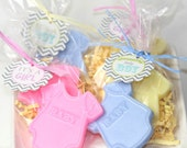 Baby Shower Soap  - Baby Shower Party Favors - Onesie's Set of 12