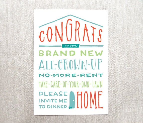 Congratulations On Your New Home Quotes. QuotesGram