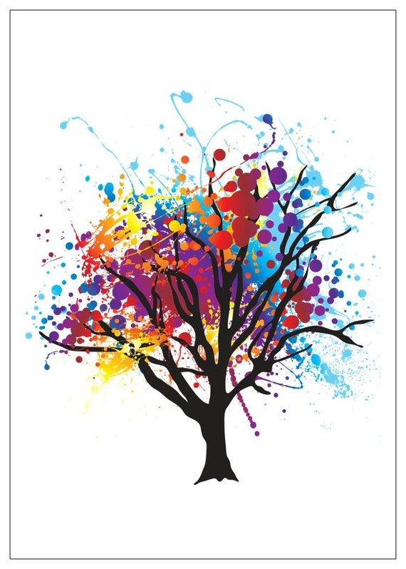 Color Tree - Any Occasion