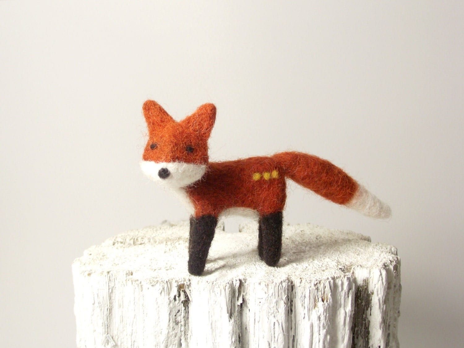 Little Felted Animals: Create 16 Irresistible Creatures with Simple Needle-Felt
